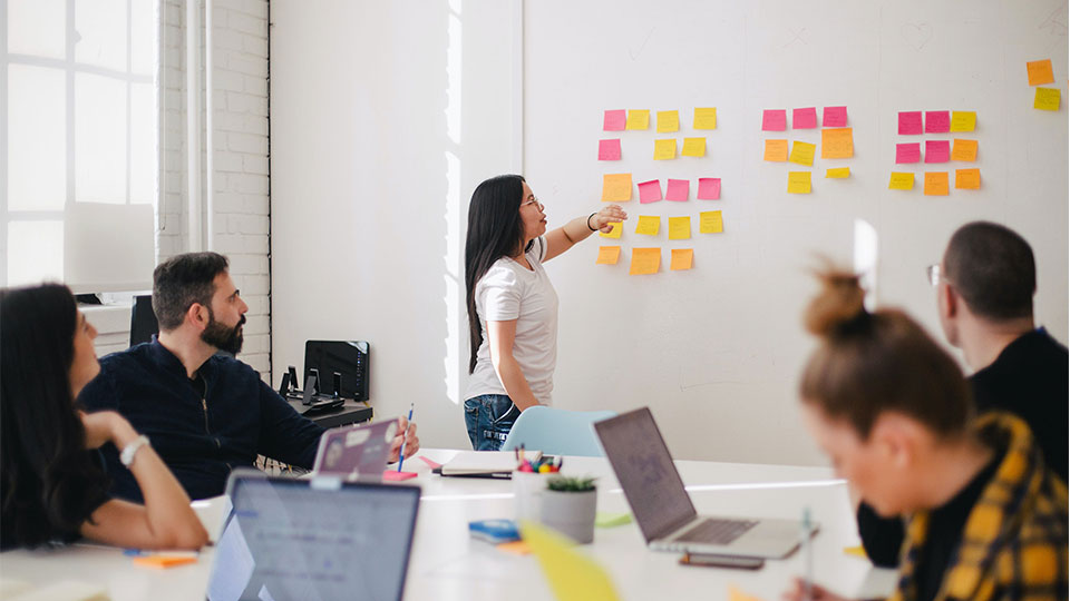 Communication is crucial for teams using Agile Methodology.